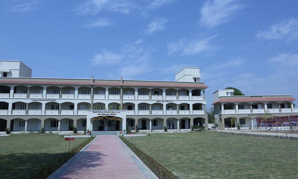 SHANTABEN VIDHYABHAVAN SCHOOL & COMMUNITY CENTER