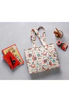 Chidiya Medium Tote Bag